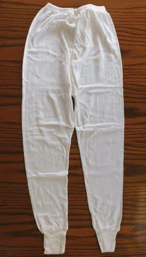 Mens Luxury thermal long johns Portuguese underpants UNUSED VINTAGE underwear XL